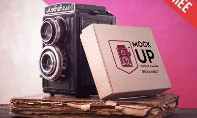 949c848cabefdb8d08fad241567bc9ec 400x240 - Vintage Camera - Free PSD Mockup
