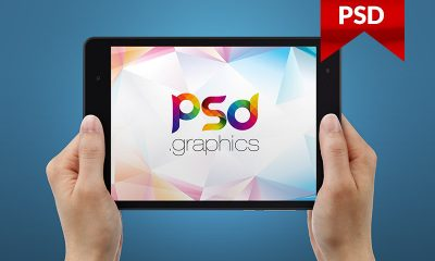 97308f426951ffd28e3a16f679d3fb29 400x240 - Tablet In Hand Mockup Free PSD