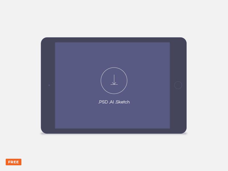 9a966418e8c6e1d2e01034b0c5dcd160 - Free minimal dark landscape tablet mockup