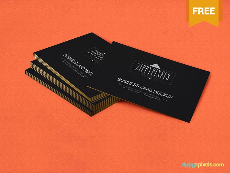 a162e50e9a78f257d16dee9e5c7197f7 - Free Business Card PSD Mockup