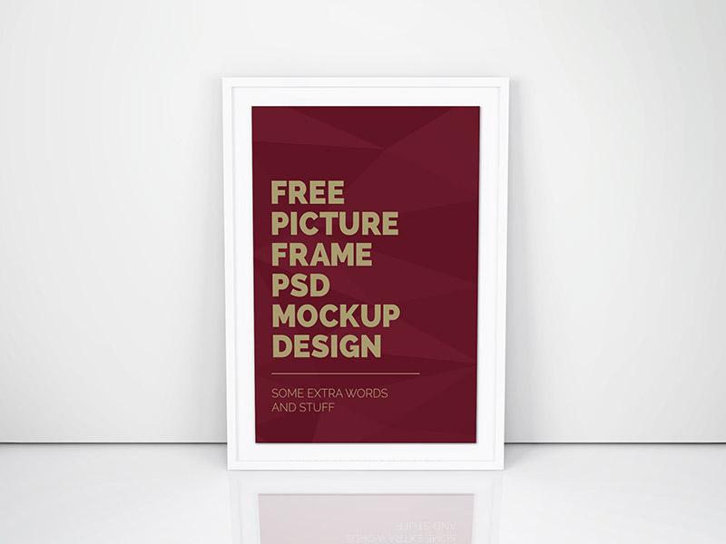 a1a7138099b1b6ba67928cbb7c817f28 - Artwork Frame PSD Mockup