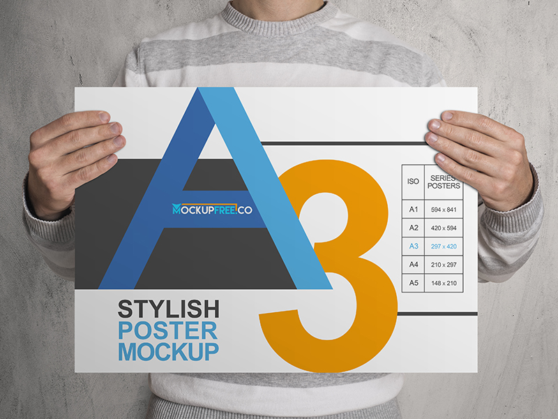 a25ce11de315b2338e0df1c37ff1ee75 - Poster – 10 Free PSD Mockups