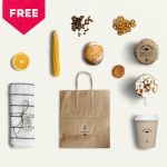 a476f3d4b325d9d67d7791691bca19f2 150x150 - Free Kraft Paper Disposable Food Bag Packaging Mockup PSD