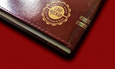a53a2cc31701b0942f743cfca93114f5 400x240 - Vintage Leather Book Logo Mockup