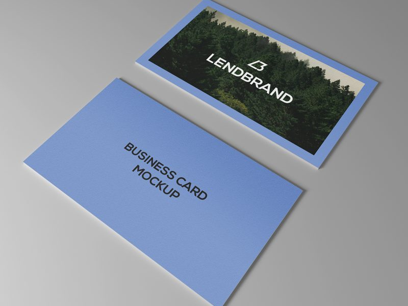 a5420060d6c71392e8fdfa707c324aee - Free Business Card PSD Mockup Vol 3