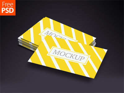a720e2a2bb2a26cc7302004aac045d23 - Business Card Free Mockup