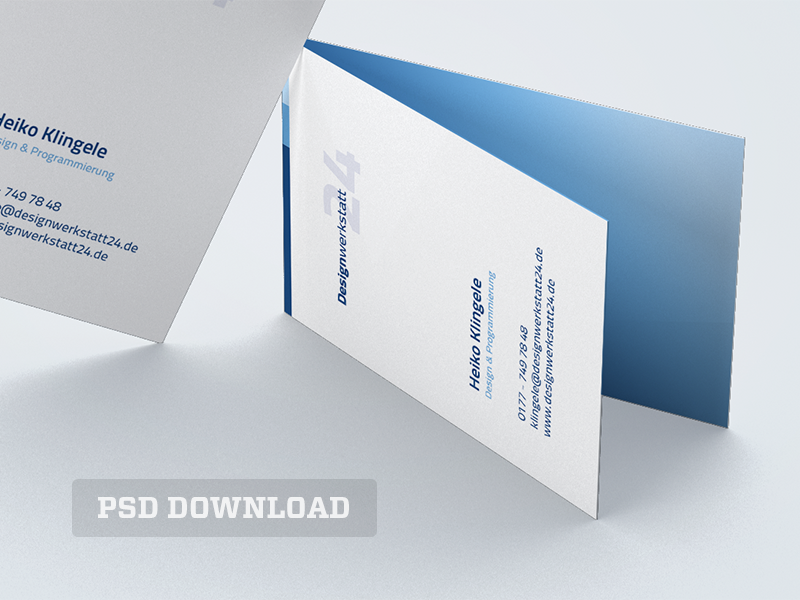 ae5bf2d02b5d09460fdc5999f80e8213 - Business Card Mockup (PSD Download)