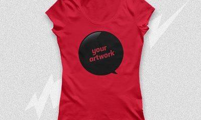 ae6fb08e8d1a9e280fb2ae16b5e3e709 400x240 - Free Ladies T Shirt Mockup PSD file