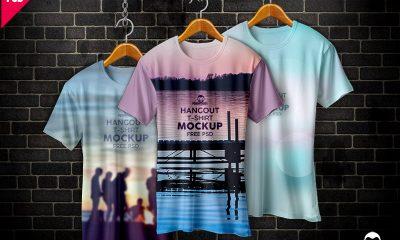 afa1f691b382e9e02632843e8b939aaf 400x240 - Hangout T-Shirt Mockup Free PSD