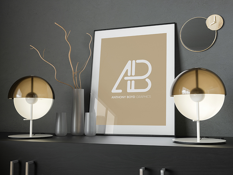 b005449f83aa52b356da188b230cfb87 - Modern Poster Mockup Vol.2