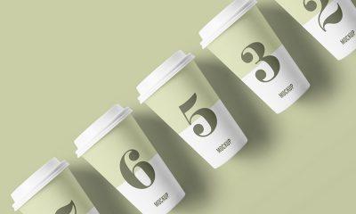 b6ba6850e6854f284f22a0c247d3dd34 400x240 - Free Packaging Paper Cup Mockup