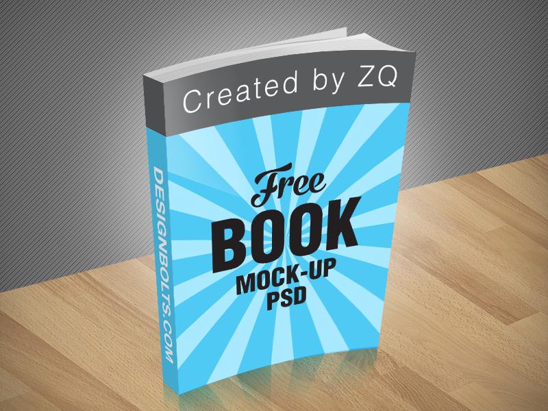 b799055b978ff3ee8bf43f2a5829c103 - Free Book Mockup PSD