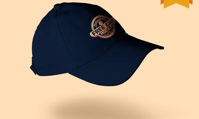 b7ef40a7289f741658b4c98762c05576 1 400x240 - Free Baseball Cap Mockup