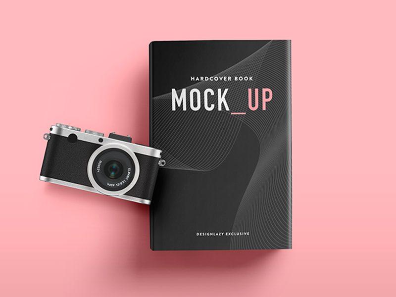 b81c70c86c2afa50b0a811b111b3f8b9 - Free Hardcover Book Mockup PSD