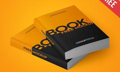 b9442659b8fd973b1f61aa497e577f3a 400x240 - Paperback Book - 2 Free PSD Mockups