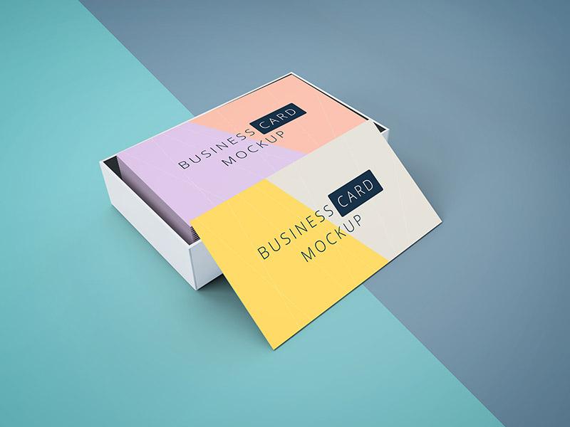 bc43f52e135309b7d93f9f654c31c791 - Freebie - Business Cards Mockup