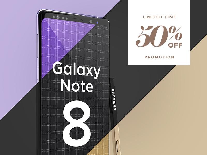 bd816ad795e791cfc44b312bdd1dbfd5 - Samsung Galaxy Note 8 Design Mockup
