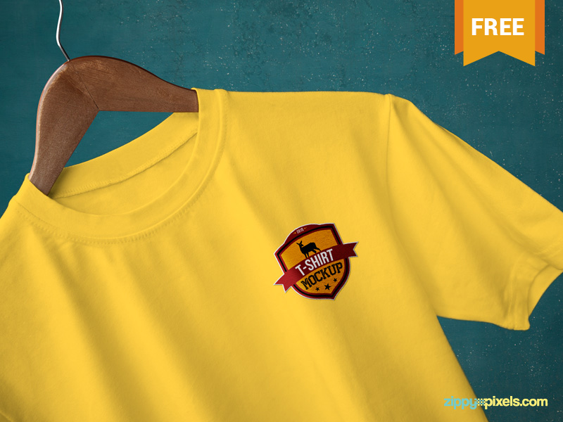 bdb72c666227ac06b89733aa2941af62 1 - 2 Free Round Neck T-Shirt Mockups