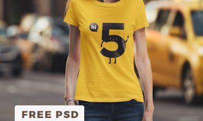 c04d9cd44c7d1c7ea5d0919342294e7b 1 400x240 - Free T-Shirt Mockup / Urban Edition