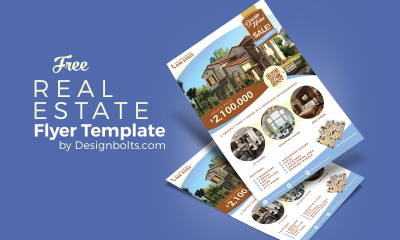 c20bfb0bef4aaea520a8b7814ddeed1f 400x240 - Free Real Estate Flyer Design Template & Mock-up PSD