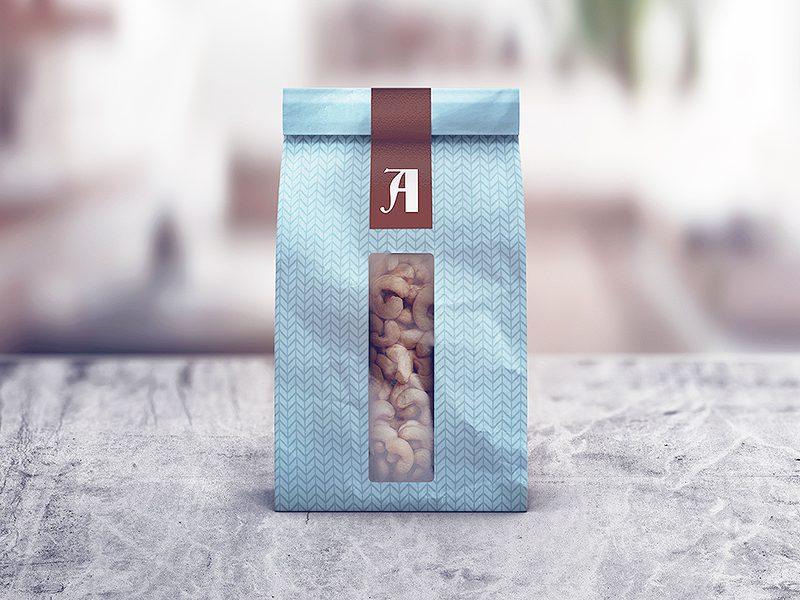 c422c3d3f852a340a7b9710544a72170 - Paper Bag MockUp