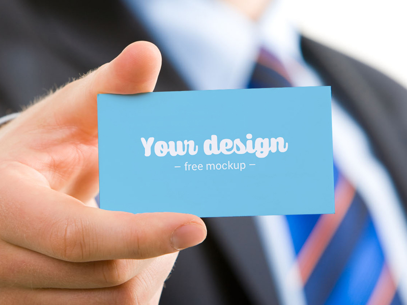 c69954e5ac3e44419853964485b12501 - Business Card Free Mockup