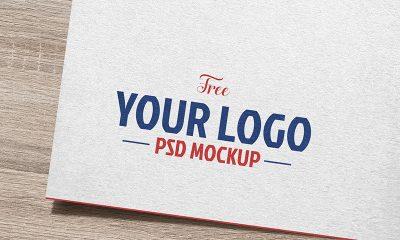 c7af4e96efb51ce8b9c7fa142c748cb3 400x240 - Free Natural White Paper Logo / Logotype Mockup PSD