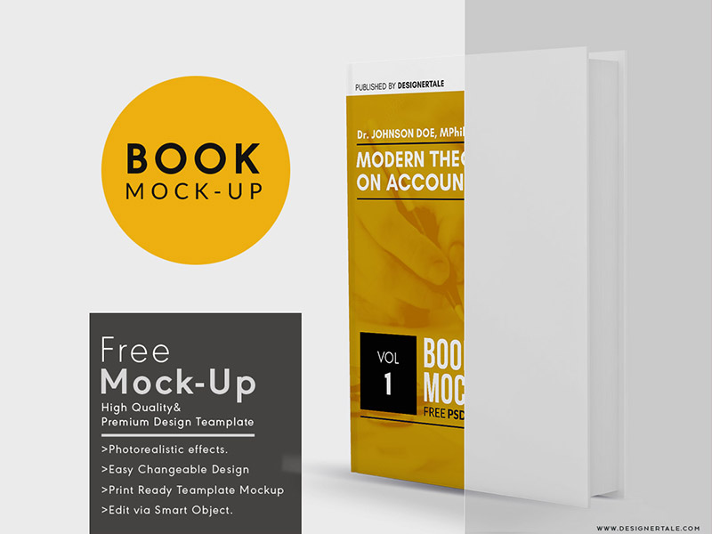 c932996f0c06efc39a9b5beaf09fd6e7 - Paper Book Mock Up Free Psd Template