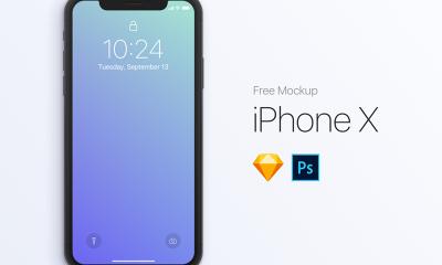 cd1bc48b2db00437be9effa8d61303d1 400x240 - [FREE] iPhone X Mockup