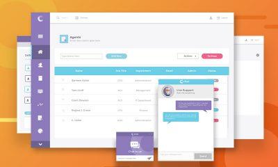ce74e56a44fc0c17e7ac8948012b8854 400x240 - Dashboard Design | Web App UI/UX Design