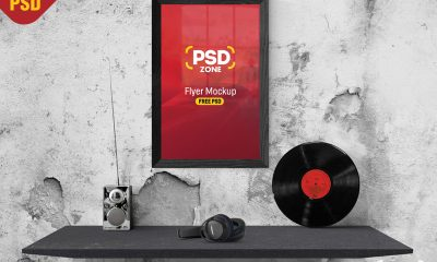 d0d277d099c4e7d223a405a1bd2cd028 400x240 - Flyer Poster Frame Mockup PSD
