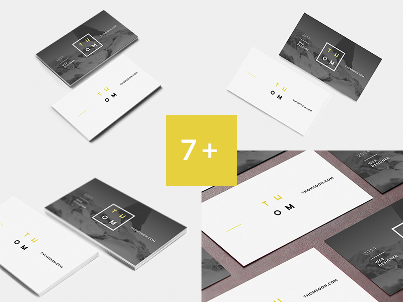 d10b621124ceb64c4ab4c1b7c8df1fb7 - 7+ Clean mockup Business Card [FREE]