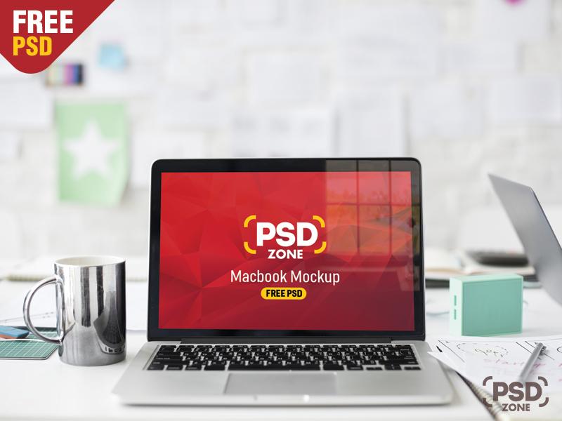 d16e312681756606a0f9918e9d6f6471 - Macbook Pro Mockup Free PSD