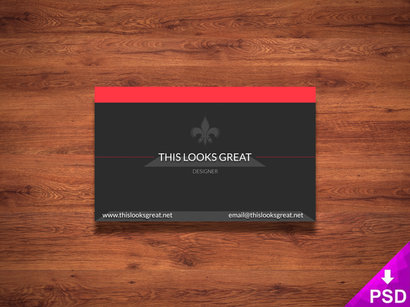 d399569a3bbd2457075eecc45550d760 - Business Card Mock-up