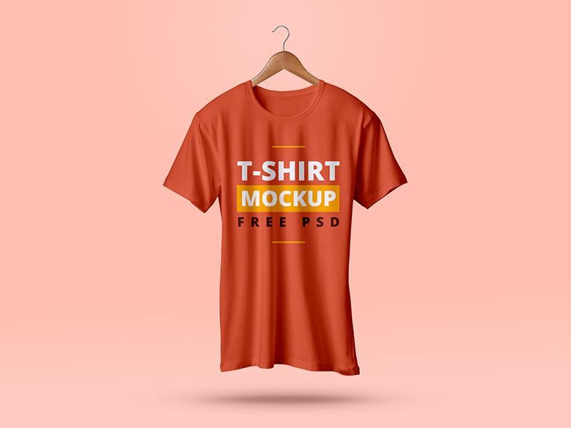 d488e981bd8036774ae079e68dcd70dd - T-Shirt Mockup PSD