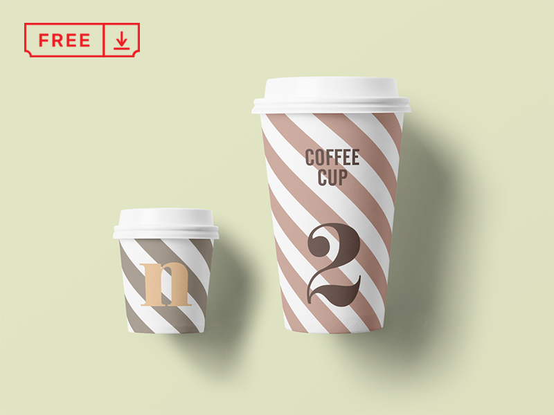 d6b2bba49eafbad09b9f1fb84b22a963 - Free Paper Cup Mockup