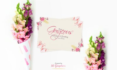 db2bf0c7978dd92ca7b195e9d1288a95 400x240 - Free Gorgeous Invitation & Greeting Paper Card PSD Mockup