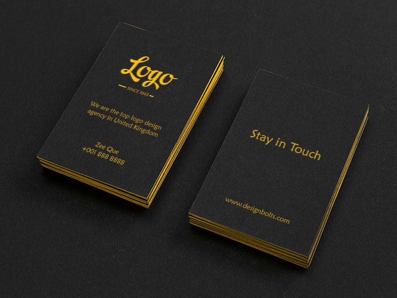 dd754d0e772936da1e9dc611b880898c - Free Black Textured Business Card Mockup PSD