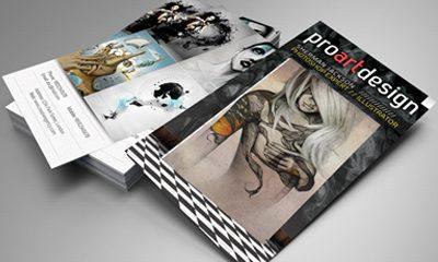 ddc3b2f498ad9c7c4c90f8c9021b5eef 400x240 - Pro Design - Artistic Business Card Vol.2