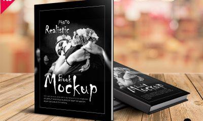 def4e0c40f4322b5b79dfec903e8e459 400x240 - Photorealistic Book Mockup Free PSD