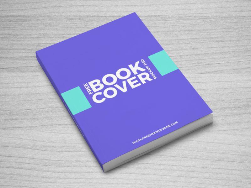 e2e2efbd147478d3b67cec493377ecc6 - Free Book Cover Mockup PSD