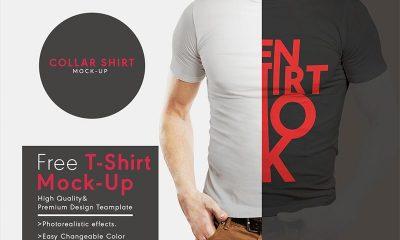 e30d8492539292ebfa8c6a9d50c0e60b 400x240 - Free Rounded Collar T Shirt Mockup Psd