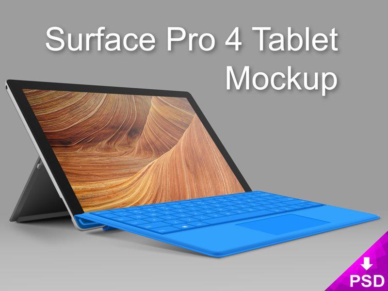 e5bbb17943b0d018b9bf312e8ba57147 - Surface 4 Pro Tablet Mockup