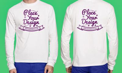 e68cfa7f301717a5a1cbdd42a215691f 400x240 - Free High Quality White T-Shirt Mock-up Psd
