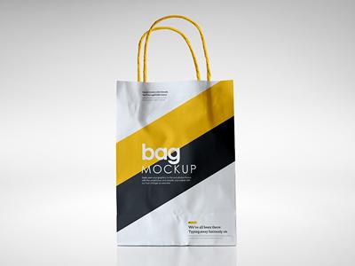 ea1417c56d9991f8f42de566d66fb7ea - Free Paper Bag Mockup