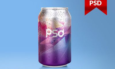 edd79c31b5cca1327e3db68cc117e7e6 400x240 - Soda Can Mockup Free PSD