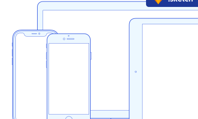 eeb466e4fdaf8821c3c4870e6985a3fe 400x240 - Free Sketch mockups: Apple devices