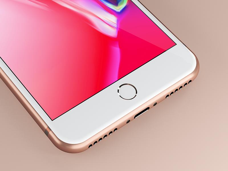 f071b338d6ebe0e88a5807408fe165a5 - iPhone 8 Plus Design Mockup