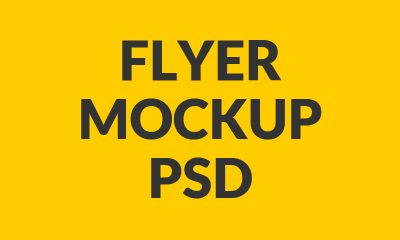f07e86f8780a6e46ff828f8dbc3e82c9 400x240 - Free A4 Poster Flyer Mockup Psd Download