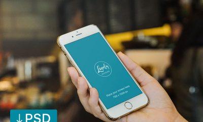 f0d4d955a0c5ff35554c961bbef52c63 400x240 - Gold iPhone With Blurred Background (FREEBIE)